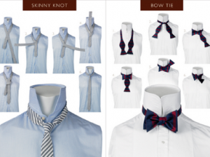 Tie Rack bow tie