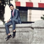 CARLO PAZOLINI SHOES AND SUIT