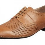CARLO PAZOLINI shoe brown leather