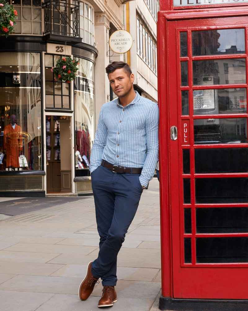 Mark wright and littlewoods com maketh the man mens for Wright style