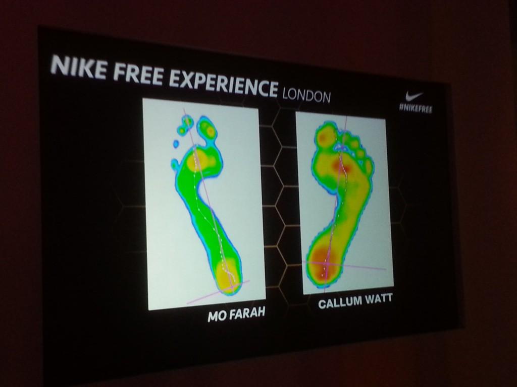 Nike Free Run with Callum Watt and Mo Farah