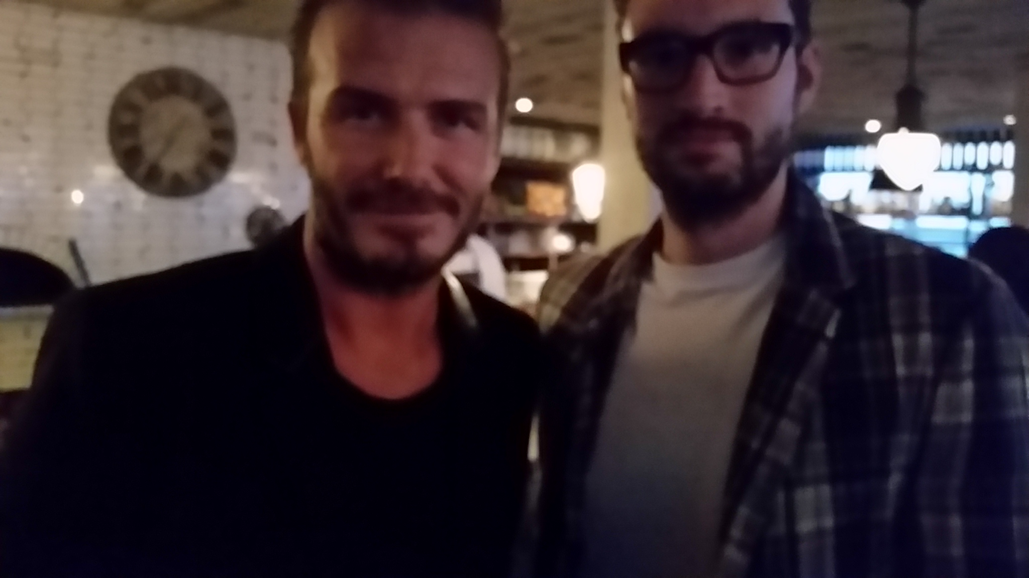 e94c2be92f David Beckham HM Swimwear launch at Shoreditch House - Maketh-The ...