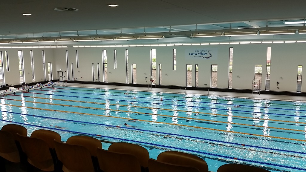 The New Aberdeen Sports Village And Aquatic Centre