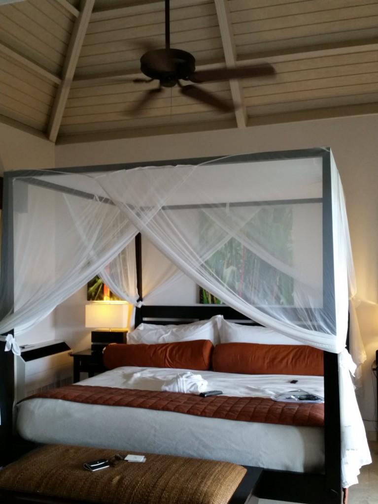 Sugar Ridge Hotel Antigua room