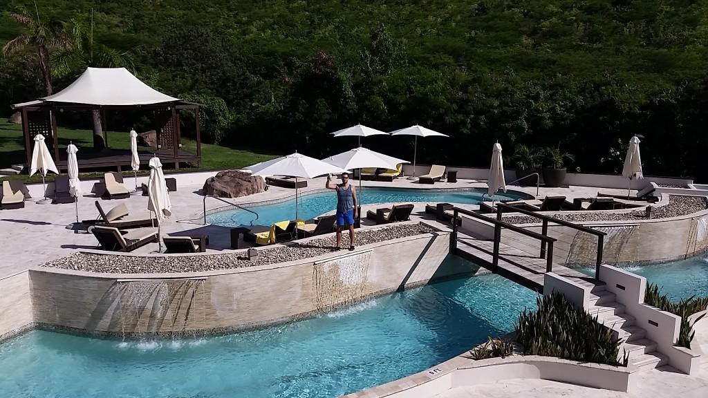 Sugar Ridge Hotel Antigua pool