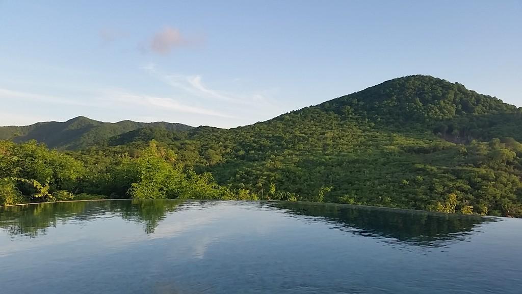 Sugar Ridge Hotel Antigua infinity pool