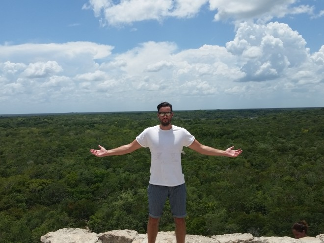 Callum Watt Maketh The Man in Mexico Coba