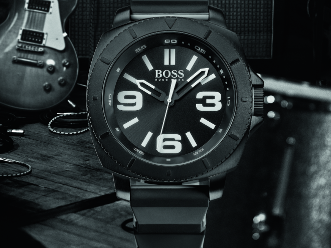 BOSS Orange Watch black