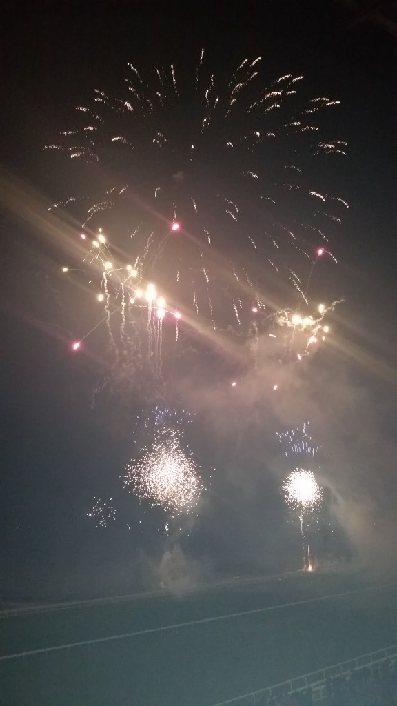 Ascot Fireworks