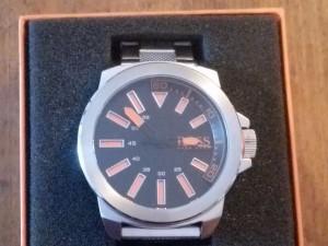 BOSS Orange watch box
