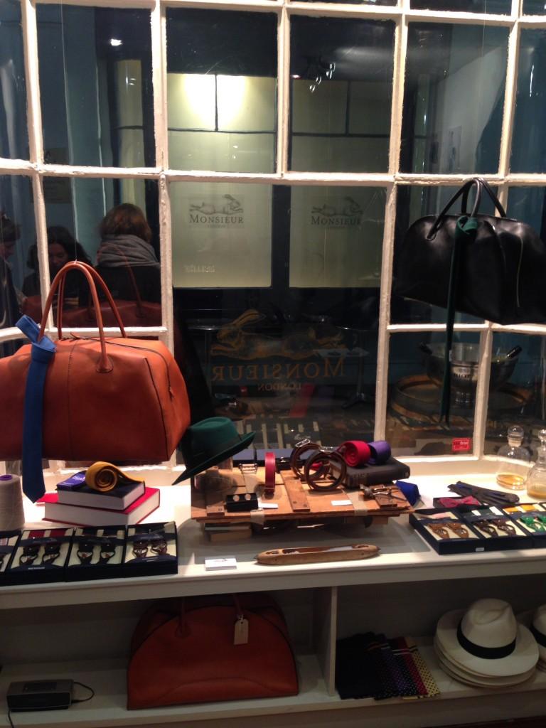 Monsieur London accessories
