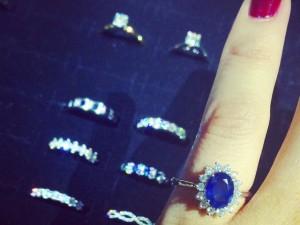 Vashi diamond ring