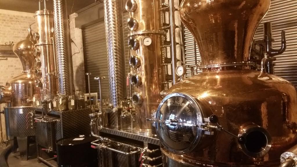 East London Liquor Company Distillery