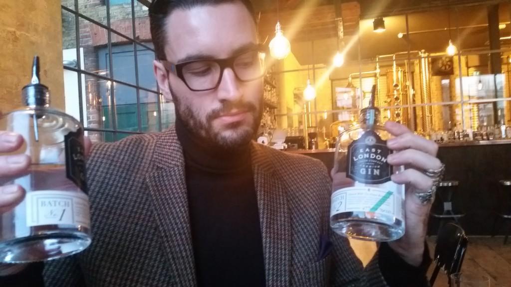 Callum Watt Maketh The Man Gin
