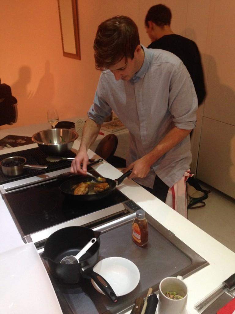 Mr Porter chef