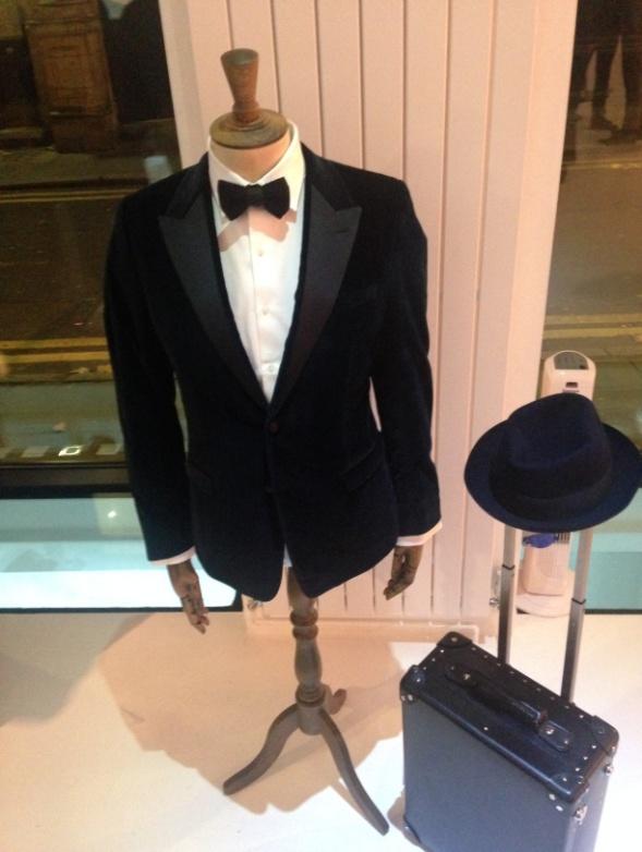 Mr Porter suit