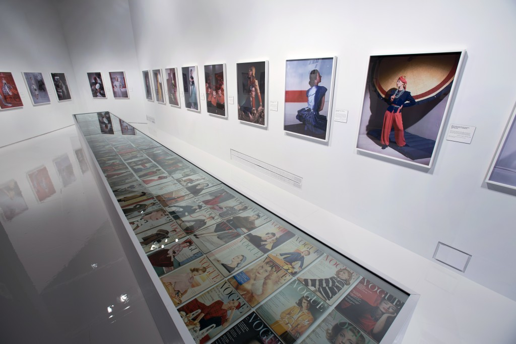Horst Exhibition and Vogue