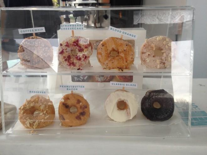 Los Donuts shop