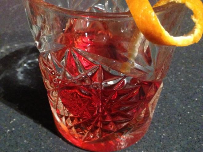 woodford reserve glass