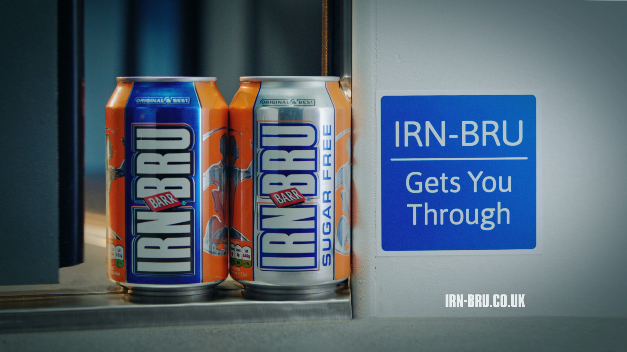 irn bru marketing We put new irn-bru to taste test on streets of glasgow and the results might surprise you a new version with half the sugar is set to hit the shops and we found out if people can tell the difference between the original and latest drink.