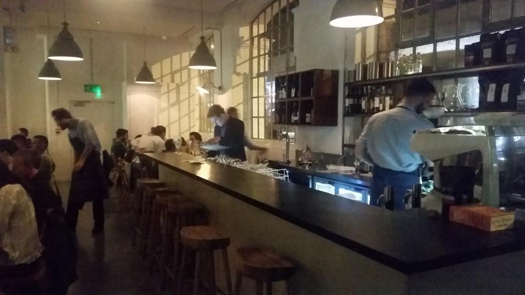 Lyle's Shoreditch bar