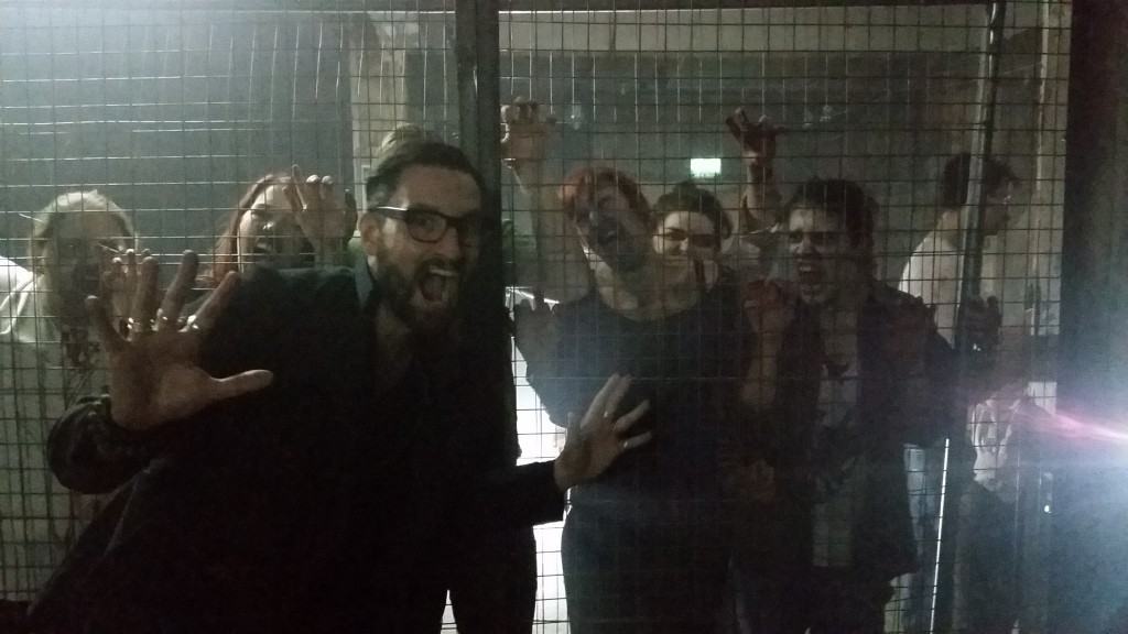 Generation Z zombies