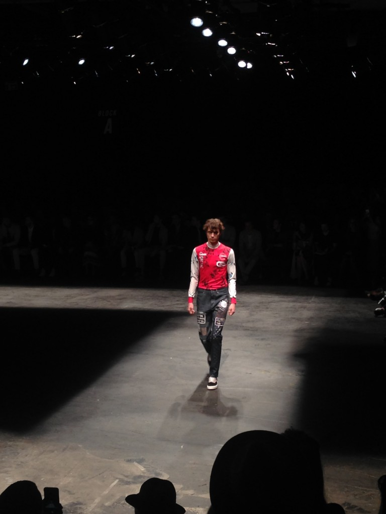ROKIT - Topman Design show - Maketh-The-Man
