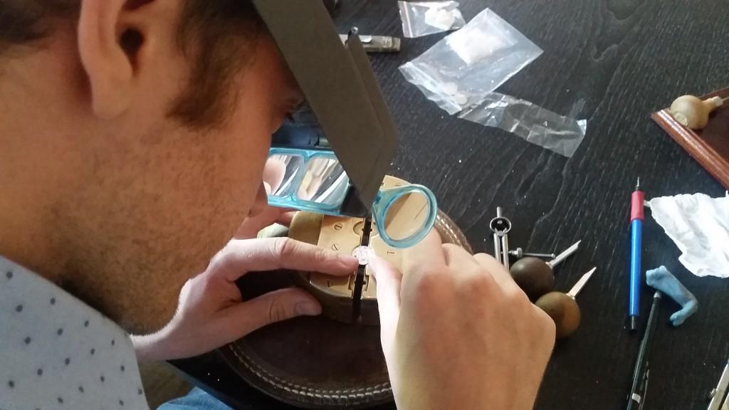 Rebus rings jewellery making