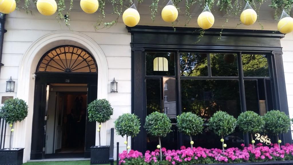 Mortons London