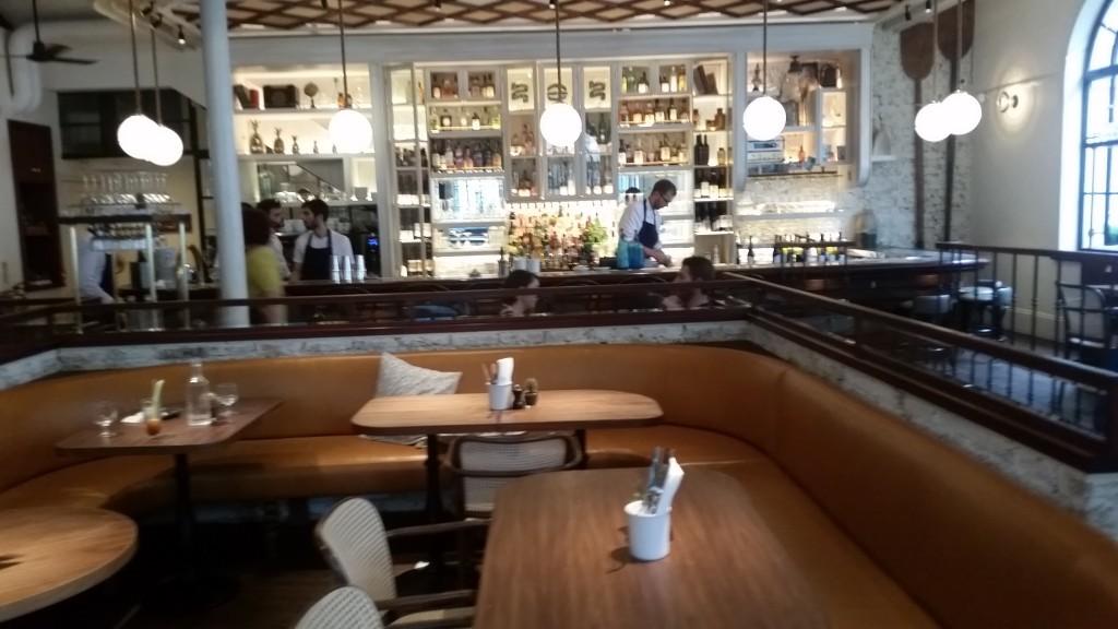 Blixen Shoreditch bar