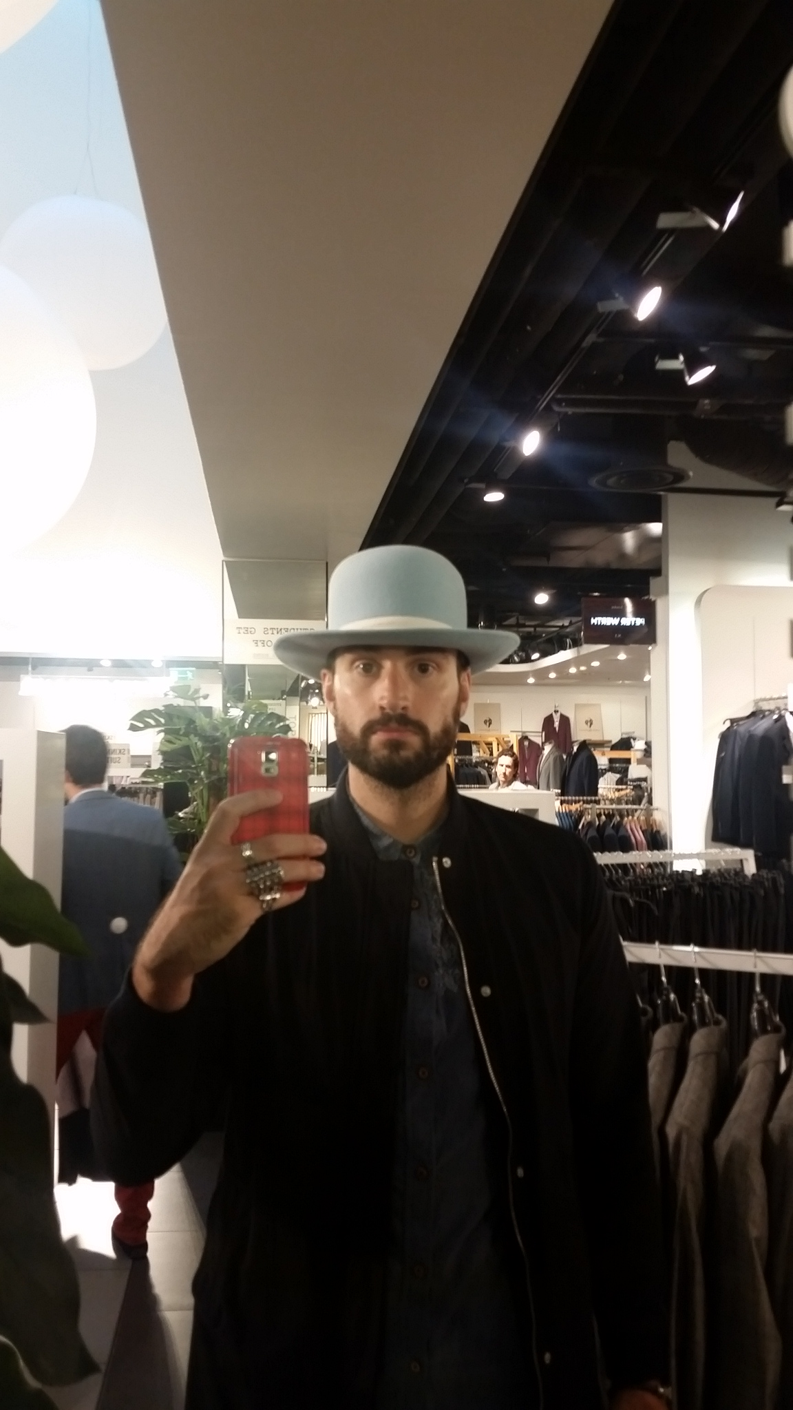 BySju x Oliver Proudlock Bowler Hat Collection foto