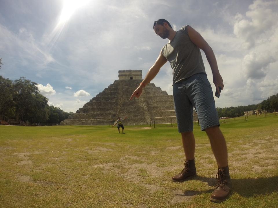Callum Watt Maketh The Man Mexico chichen itza go pro