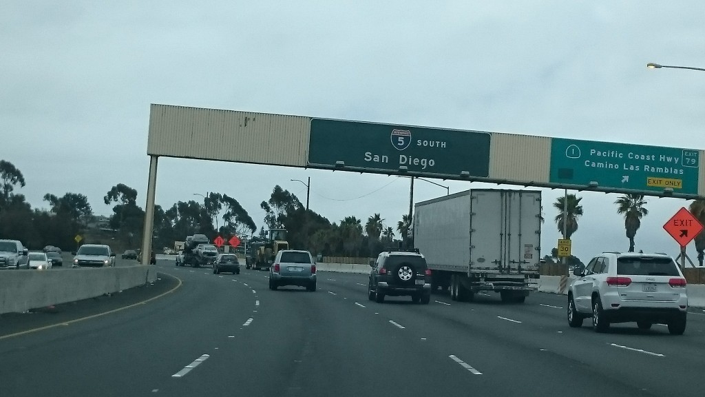 Interstate 5 highway