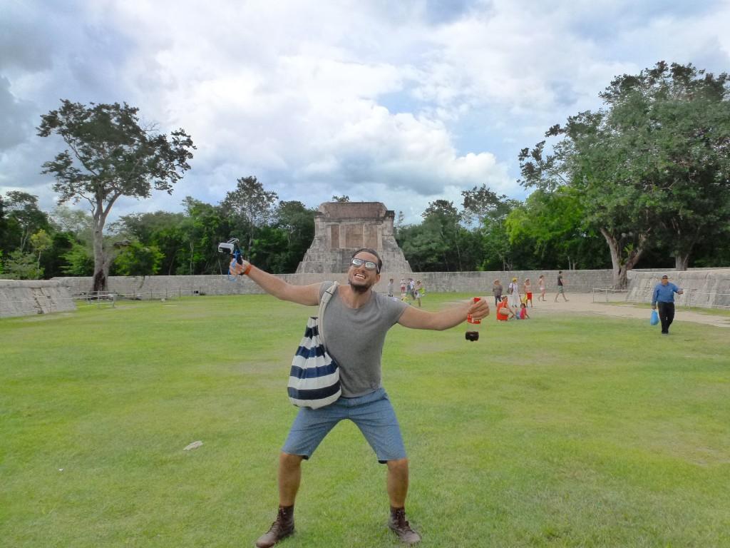Callum Watt Maketh The Man Chichen Itza Mexico