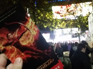 The Hunger Games Premier Tickets