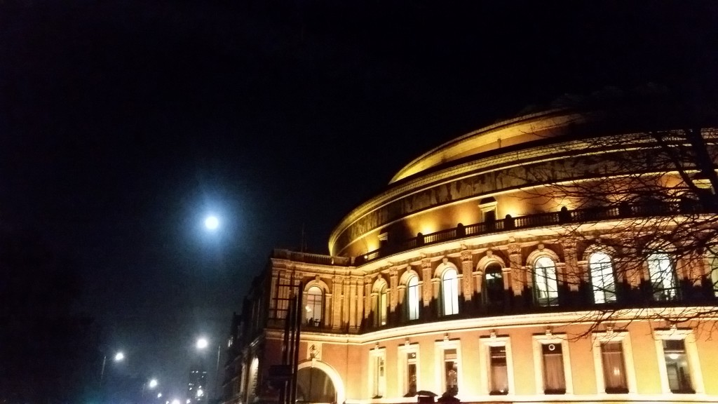 Royal albert hall christmas carols by candlelight maketh for Door 12 royal albert hall