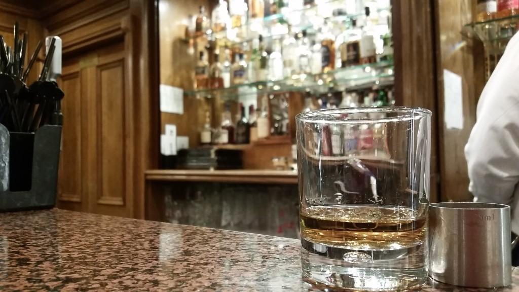 Whisky bar Kingsmills Hotel
