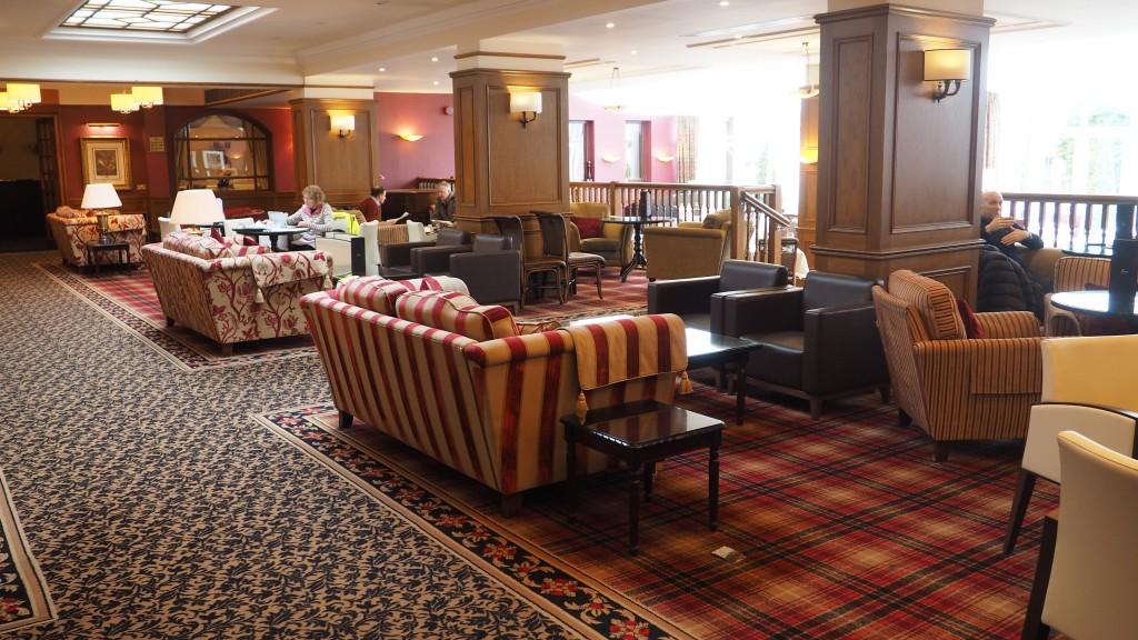 Kingsmills Hotel restaurant Inverness