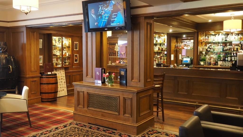 Kingsmills Hotel bar Inverness