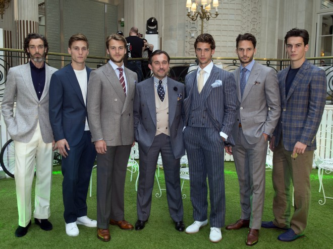 Maketh-the-man-LCM-Chester Barrie-Summer-collection