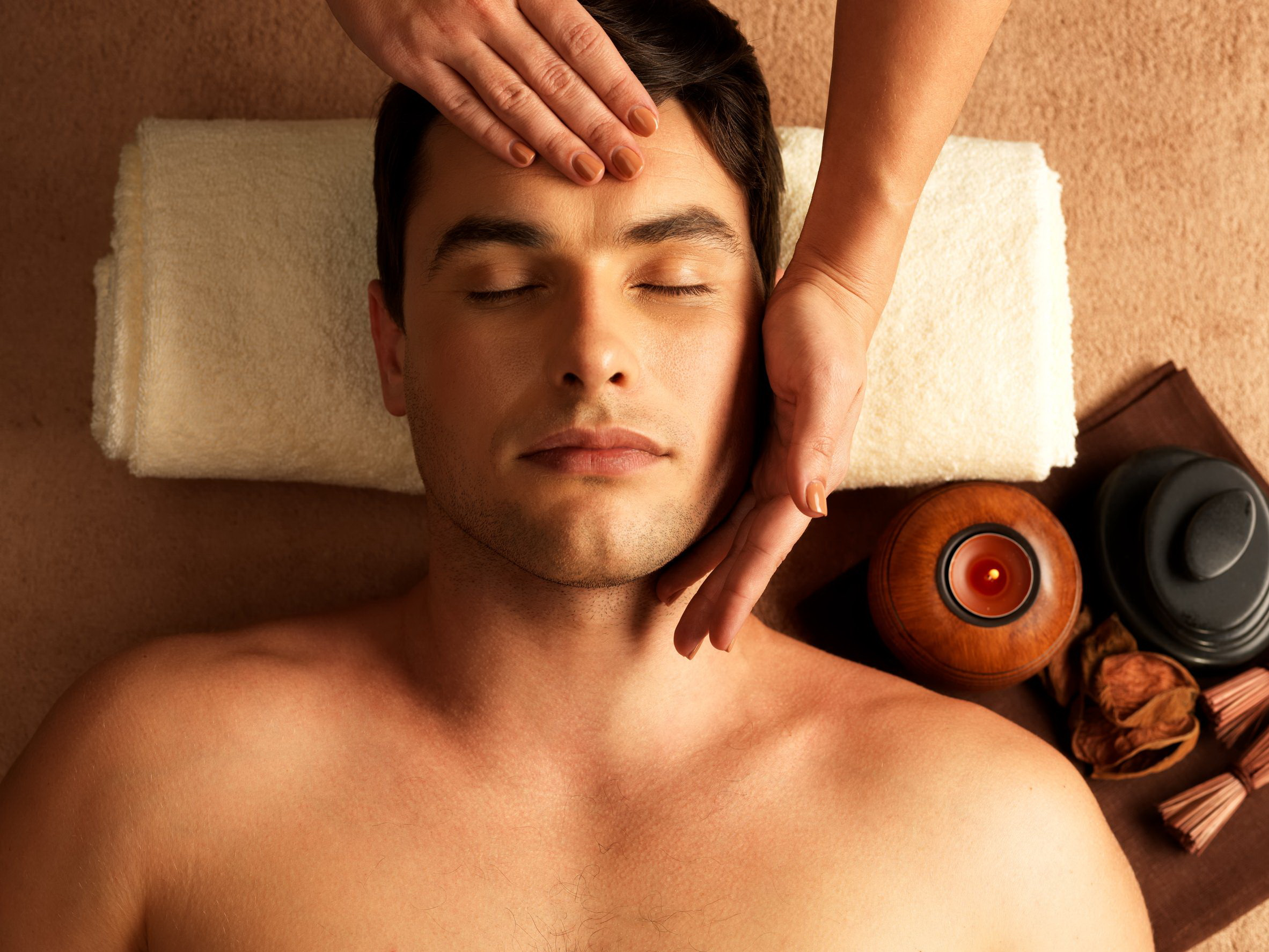 Escape The City With Thai Square Spa Maketh The Man