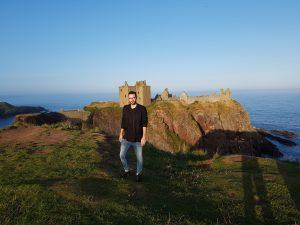 Callum Watt Dunottar Castle