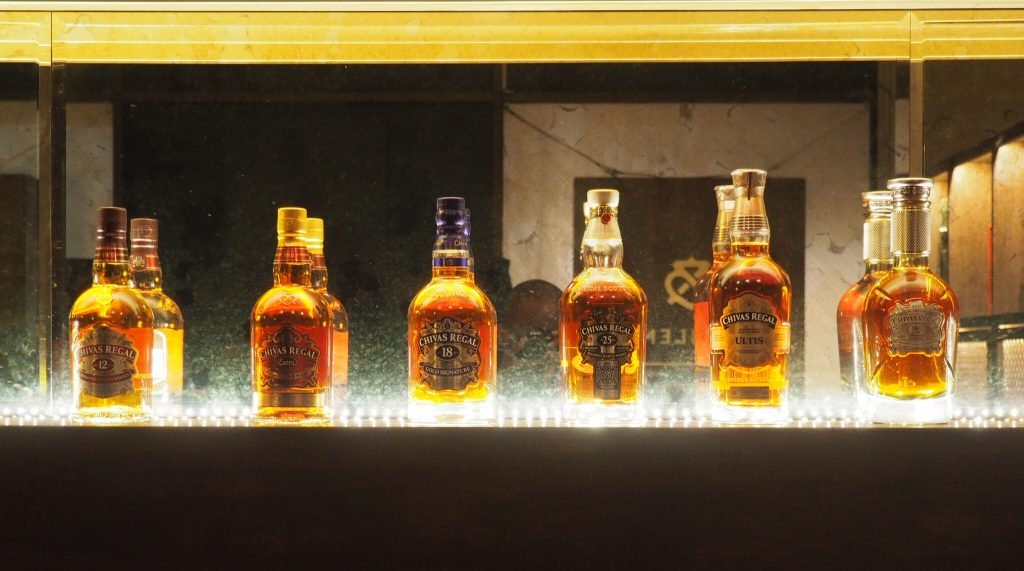 The Chivas Regal Collection