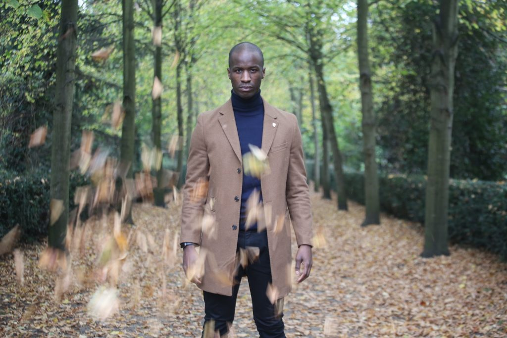 Dark Tan Epson Coat: Hammond & Co. by Patrick Grant @ Debenhams
