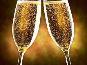 A toast to Champagne Day