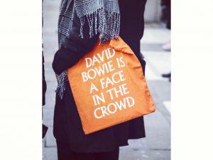 David Bowie bag