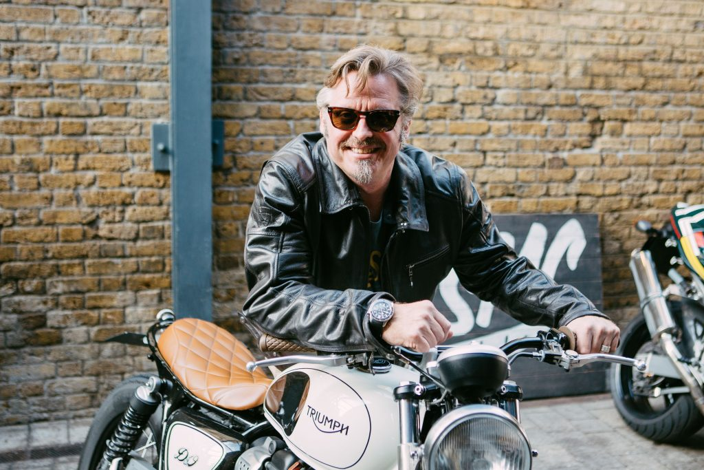 Charlie Boorman - The Bike Shed