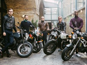 Movember Motorcycle Club - Assemble