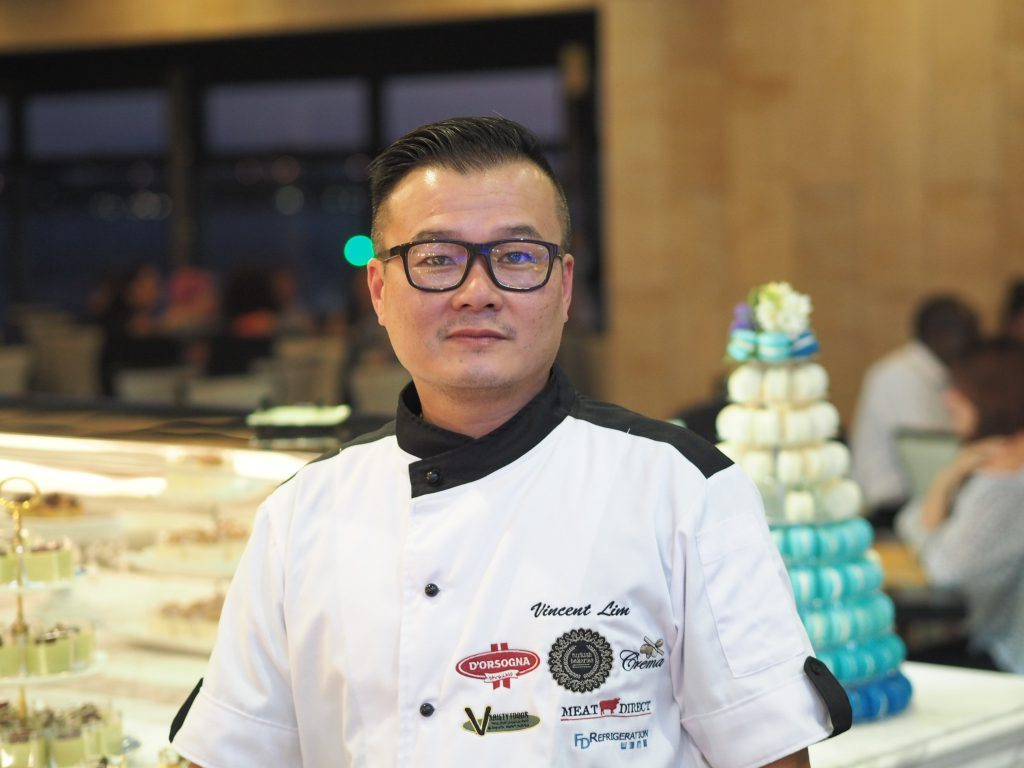 Chef Vincent Lim