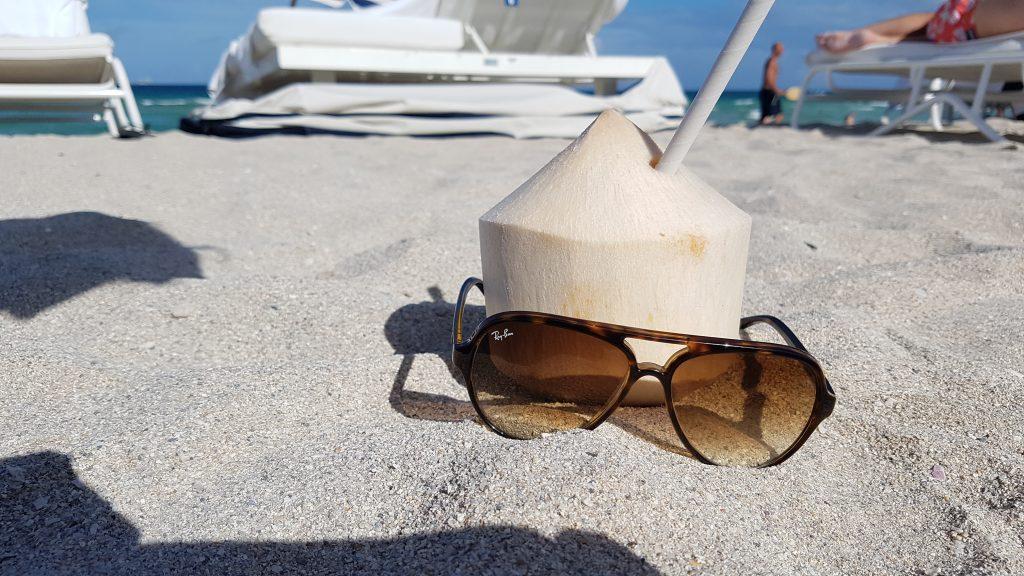 Miami Beach Edition Hotel sunglasses